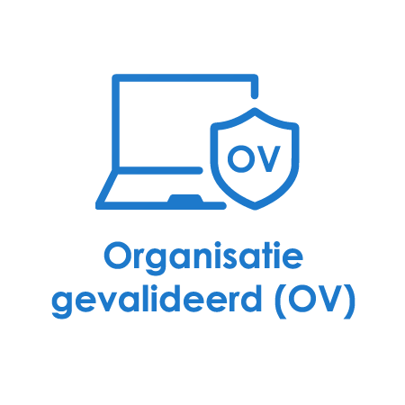 Picture for category Organisatie gevalideerd (OV)