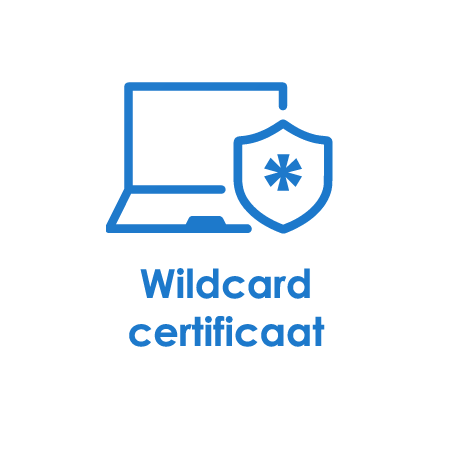 Picture for category Wildcard certificaat