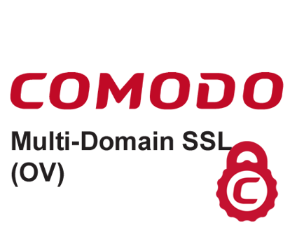 Comodo Multi-Domain SSL (OV)