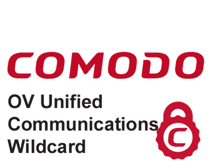 Comodo OV Unified Communications Wildcard