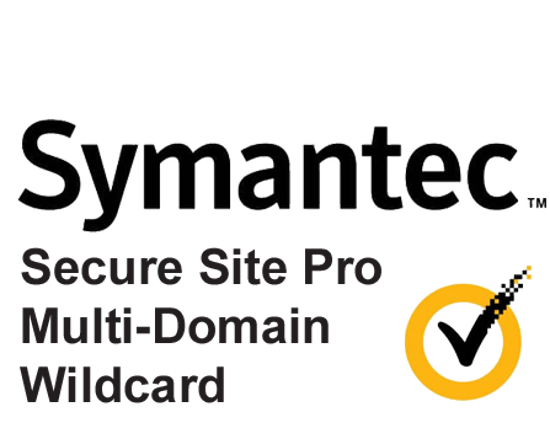 Secure Site Pro Multi-Domain Wildcard